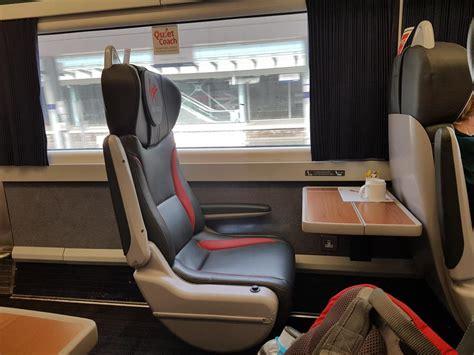 east seats east coast trains class