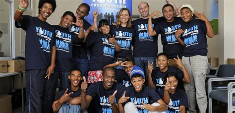 Junior Mba South Africa by Youth Entrepreneurship Programme Social Business News