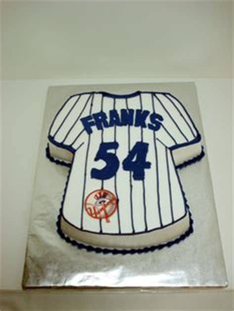 Jersey Baseball Yankees 32 jersey cakes on football jerseys jersey and