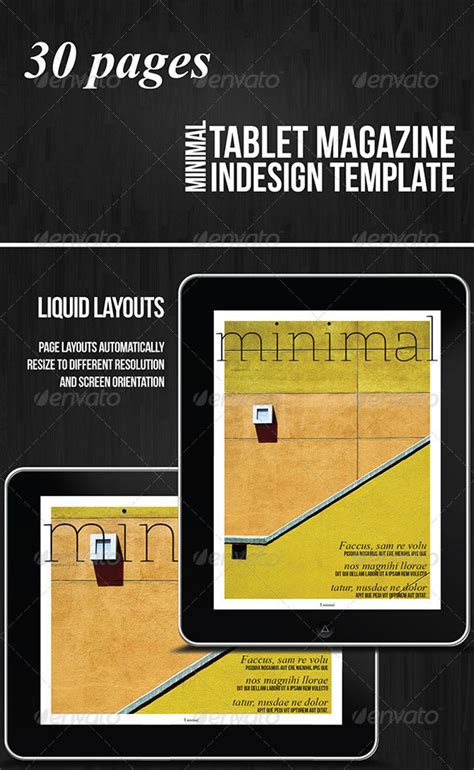 digital magazine template free 20 beautiful digital magazine templates designmaz
