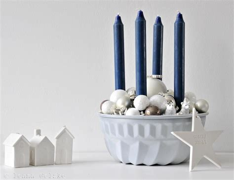 Adventskranz Mal Anders by Adventskranz Mal Anders Malen Weihnachten Und Kuchenformen
