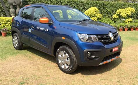 renault climber colours renault kwid climber launched in india prices start at rs