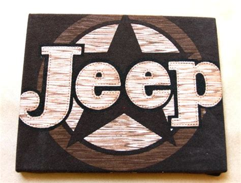 jeep wall art pop art piece by snicket s snippets decor wall hanging