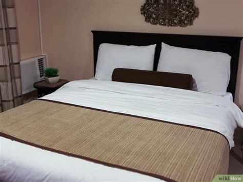 fare il letto come fare il letto in un hotel 10 passaggi