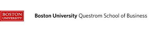 Questrom Mba With Honors by Questrom School Of Business Boston