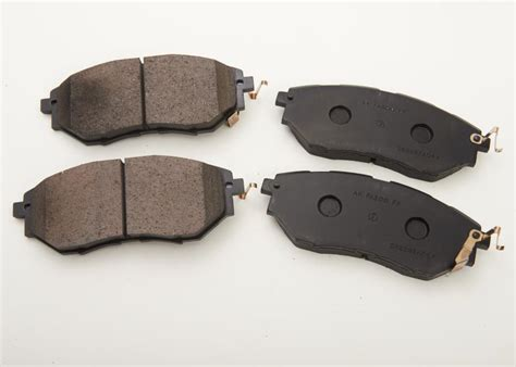 Subaru Forester Brake Pads by 2014 Subaru Forester Pad Kit Front Disk Brake Maintenance