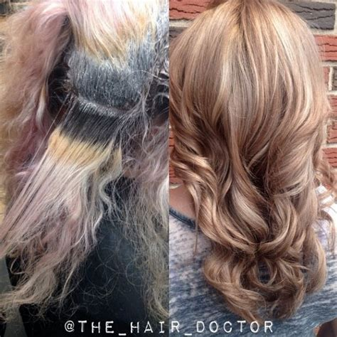 wash hair before coloring introducing olaplex lindsay griffin boston boston and