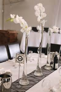 where to buy vases for wedding centerpieces 32 clear flute vases white orchid centerpiece yi