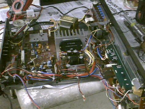 transistor d313v yoreparo transitor de la fuente quemado en modular fisher mc 4040