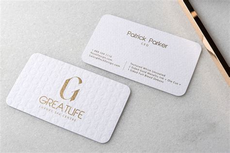 card on 100 free unique business card templates
