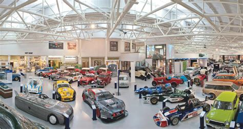 Cool Garages great british motor museums british heritage travel