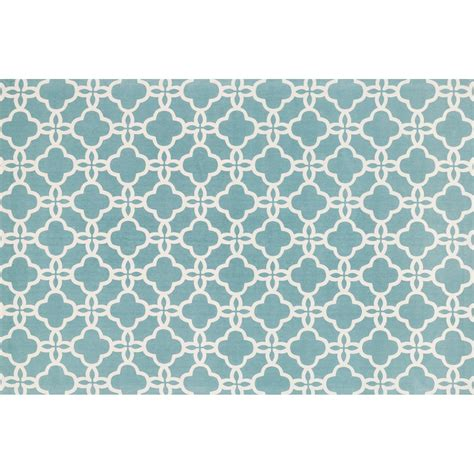 cotton flat weave rugs loloi geo cotton flat weave contemporary rug in blue ivory rectangle 3 6 quot x 5 6 quot the