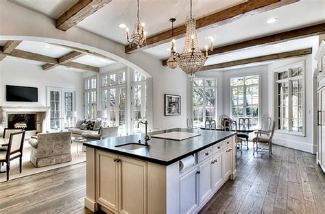 transitional kitchen lighting 5 awesome kitchen styles with modern flair