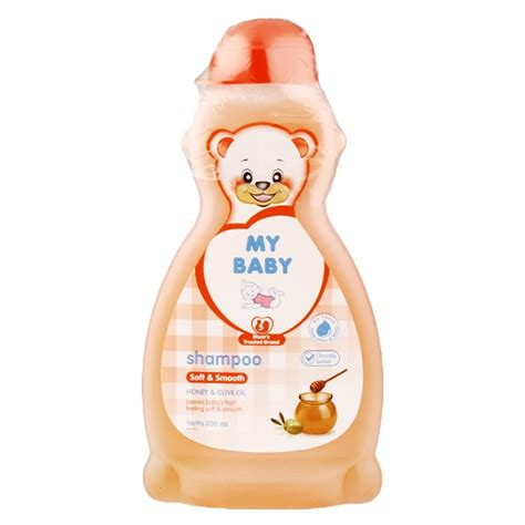 My Baby Sho 200 Ml jual my baby sho 200 ml soft and smooth prosehat