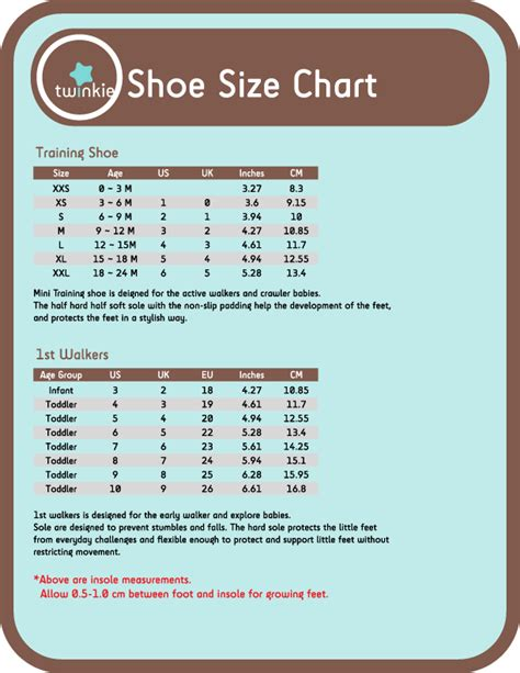 shoe size chart euro to uk baby shoe size chart us european