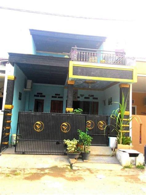 Rumah 2 Lantai Murah Di Bekasi rumah dijual rumah murah 2 lantai tambun bekasi