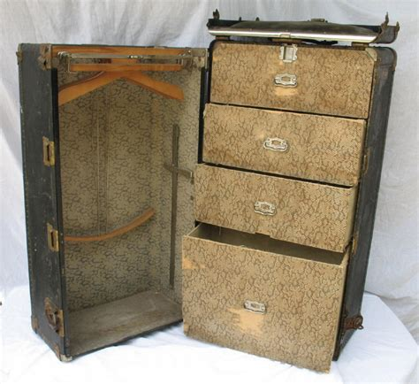 Steamer Wardrobe Trunk by On Hold Do Not Purchaseantique Steamer