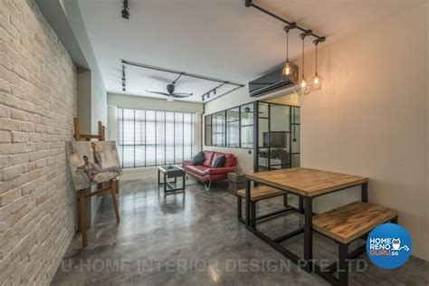u home interior design reviews 4 room bto renovation package hdb renovation