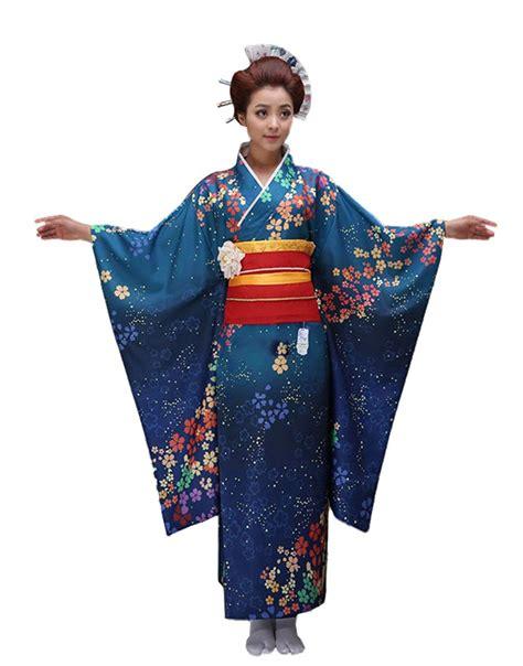 Traditional Japanese Costume kimono geisha costumes for adults