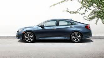 Fuel Efficiency Honda Civic 2016 Honda Civic Driving Range And Gas Mileage