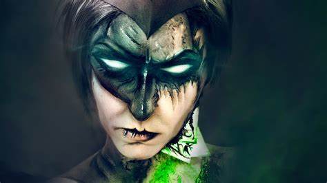 halloween makeup tutorials 2015 batman vs joker youtube batman vs joker 183 batman makeup tutorial 183 maquillaje fx