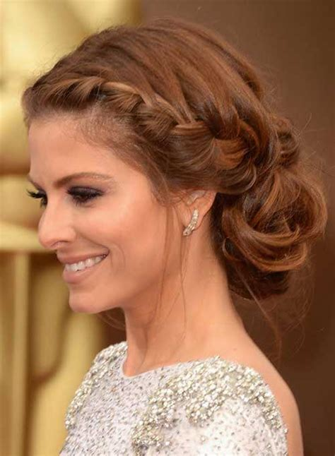 Bun Hairstyles For Hair by 20 Bun Hairstyles For Hair Hairstyles