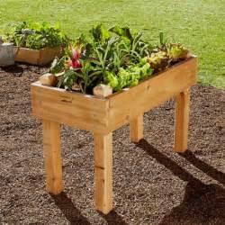 raised garden beds on legs installation of garden raised