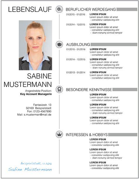 Guter Lebenslauf Vorlage Schweiz 187 Layout Bewerbung Tipps F 252 Rs Perfekte Designkarrierebibel De