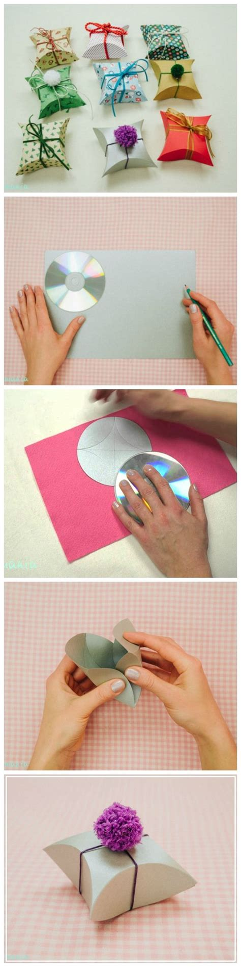 How To Make Decorative Gift Boxes At Home by 15 Diy Tutorials For Gift Wrappers Pretty Designs