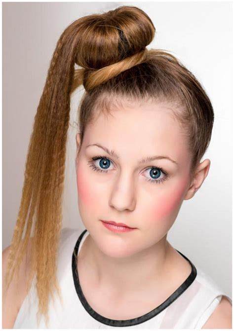 Easy Hair Styles For College by 8 Easy Hairstyles For School