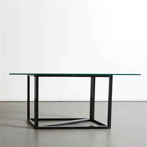 design milk coffee table a frame table is perfect for small space living design milk