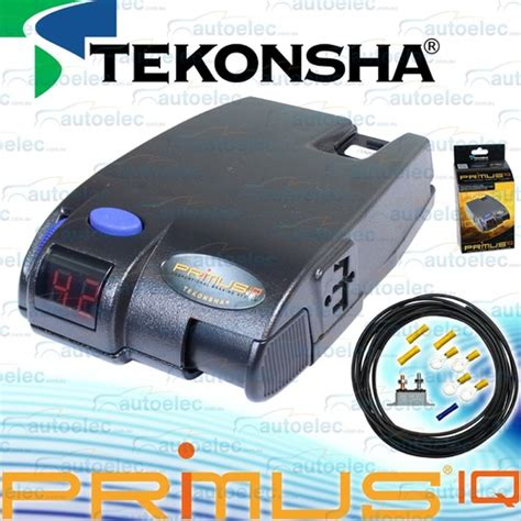 tekonsha primus iq electric brake controller trailer