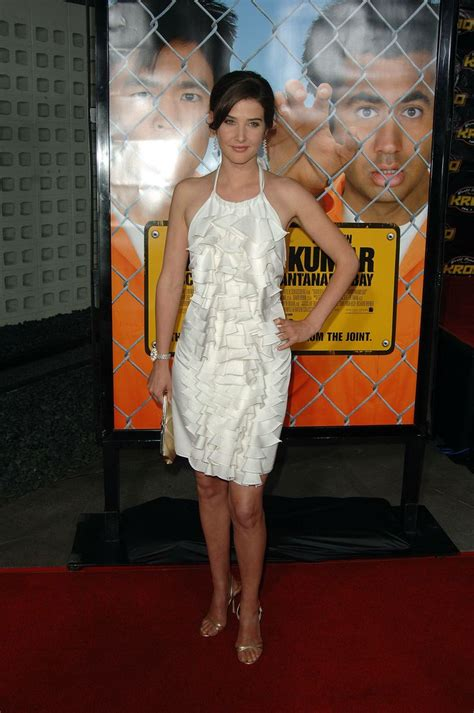 safe haven red dress 17 best images about style file cobie smulders on