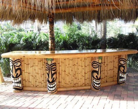 Small Tiki Bar Business Plan