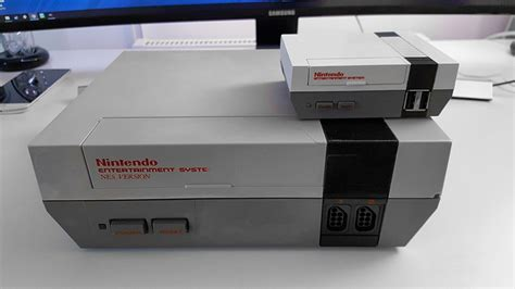 console nintendo nes diy mini nes the awesomer