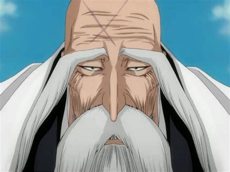 anime bleach genryusai genryūsai shigekuni yamamoto bleach 2000 your guide to