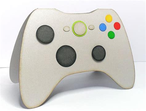 Xbox Controller Card Template controller template card