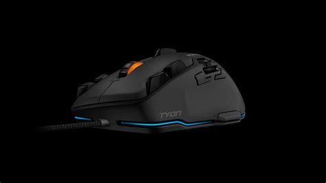 Mouse Gaming Roccat roccat tyon gaming mouse announced roccat tyon gaming mouse roccat tyon