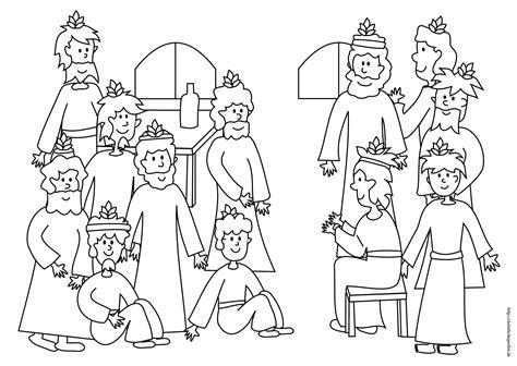 biblische figuren zeichnen pfingsten malen christliche perlen