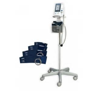 Details about omron hem 907xl pro blood pressure monitor with stand