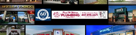 Paul Wilson Plumbing by Paul Wilson Plumbing Serving Central Florida Since 1955