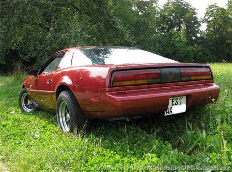 how do cars engines work 1991 pontiac firebird free book repair manuals pontiac firebird 22 pontiac firebird 1991 us car driver 203161694