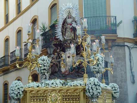 actos y cultos en honor de la virgen pilar en san