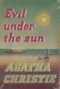 evil under the sun 0007274556 it s complicated agatha christie s best triangles ahsweetmysteryblog