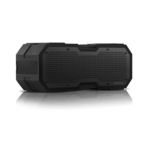 Askmeer X8 Portable Bluetooth Speaker Waterproof Ipx66 photive cyren ii wireless waterproof bluetooth speaker import it all
