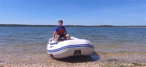 runabout boat bench seat sea eagle 10 6sr deluxe swivel seat package inflatable