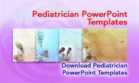 Pediatrician Medicine Powerpoint Templates Pediatric Powerpoint Templates Free