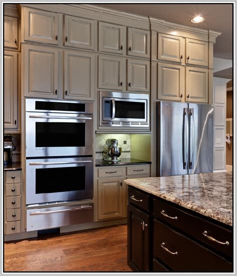 Kitchen Restoration Ideas Enchanting Lowes Cabinet Refacing Kit Home Design Ideas Of Kitchen Refinishing Wingsberthouse