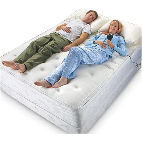 simmons 174 beautyrest ballad adjustable air chamber bed king 152668 mattresses frames at