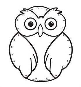 Owl Template by Sle Owl Template 14 Documents In Pdf Psd Vector